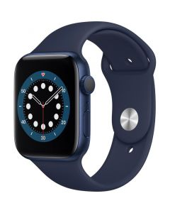 Apple Watch Series 6 44mm Blue Aluminium Case GPS