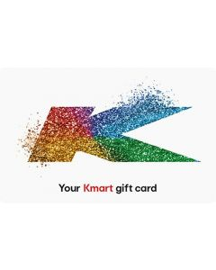Kmart $100 Physical Gift Card (Delivered By Courier)