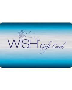 Wish $100 Physical Gift Card (delivered by courier)
