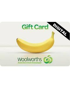 Woolworths $500 Digital Gift Card (delivered by email)